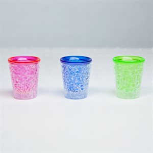 Freezer Shot Glasses-3PK