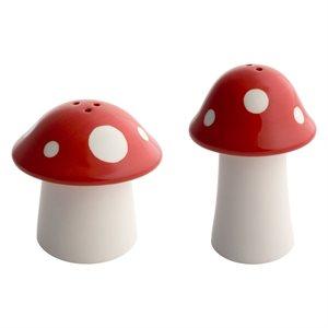 Sel et poivre champignon