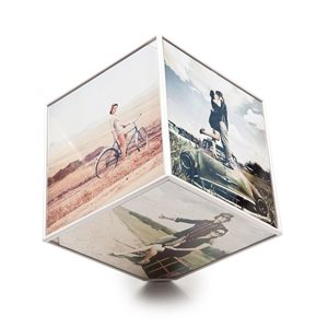 Kube Photo Frame 4'' x 4''