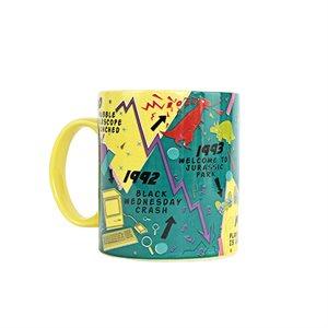 90s Decade Mug