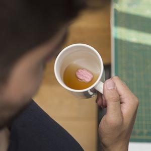 Gross Mug-Chewing Gum