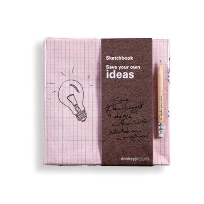 Sketchbook Napkin-Ideas