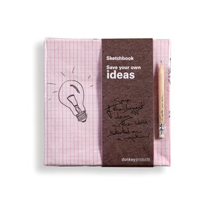 Sketchbook Napkin-Ideas