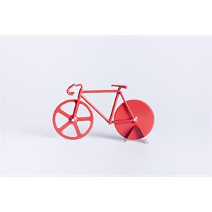 COUPE PIZZA FIXIE-Rouge