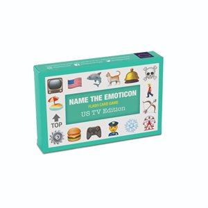 Jeux Name the Emoji-Télévision US