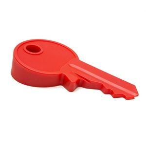 Key Doorstop-Red