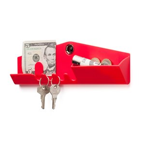 Indoors Door Organizer-Red
