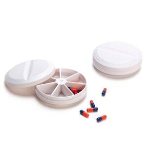 Pill Box-White