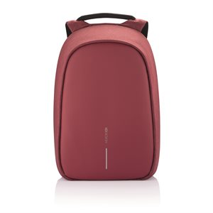 Bobby Hero Regular Anti-theft backpack-Cherry Red