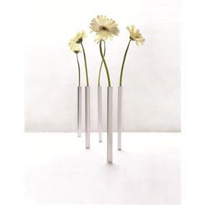 Magnetic Vase-Silver