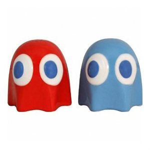 Pac-Man Ghost Salt and Pepper
