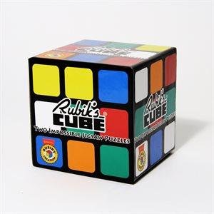 Deux puzzles Rubik's Cube