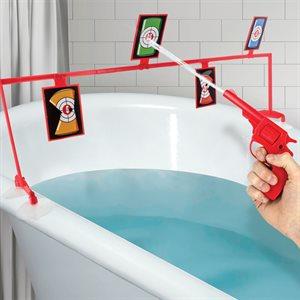 Tin Can Alley Bath Shooting Game