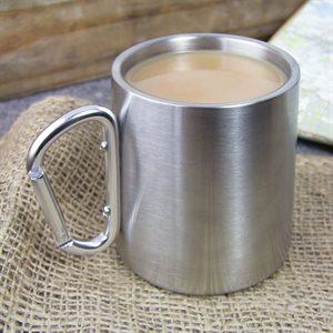 Scott & Lawson Carabiner Mug