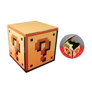 Question Block Storage Tin