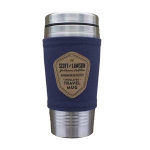 Scott & Lawson Travel Mug