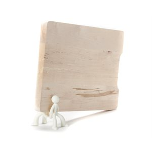 Board Brothers Cutting Board Holder-White