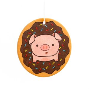 Air Freshener-Piggy Doughnuts