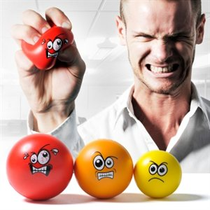 Anger Management Stress Balls