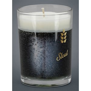 Beer Candle-Stout