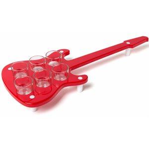 Guitray Shot tray-Red