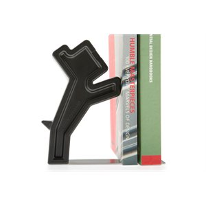 Buddy Bookend-Black