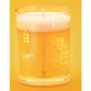 Beer Candle-Lager
