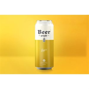 Beer Puzzle-Lager