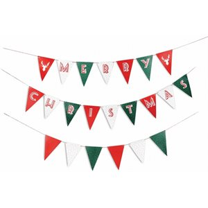 Chirstmas Party Flags