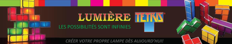 Lumière Tetris - Les possibilités sont infinies